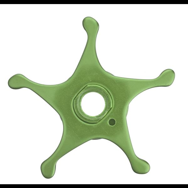 13 Fishing TrickShop Concept Star Drags Left Handed Green