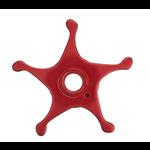 13 Fishing TrickShop Concept Star Drags Left Handed Red
