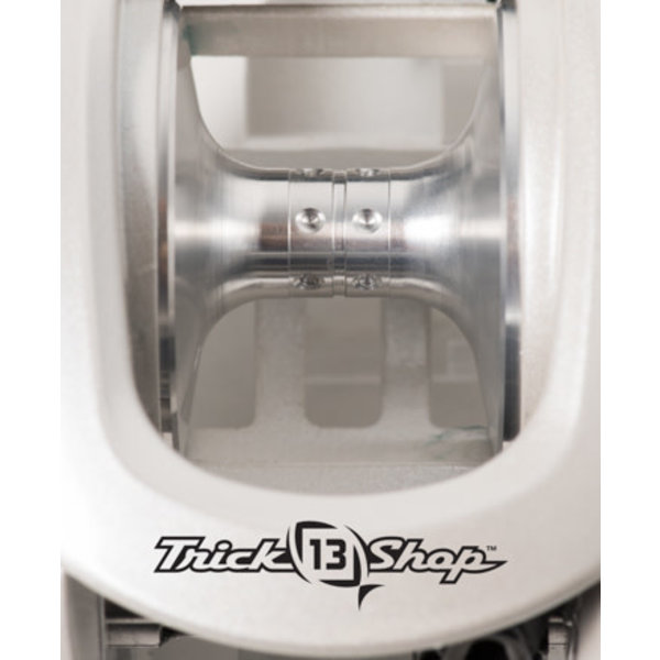 13 Fishing TrickShop Concept Deep Spool Assembly Right Handed Silver