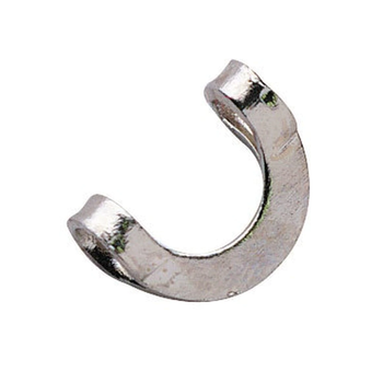 Northland Folded Clevis #2 Nickel 15-pk