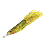 Northland Jaw-Breaker Spoon 1/2oz Gold Shiner