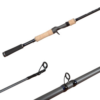 Shimano Exage 6'10 Med Fast Casting Rod.
