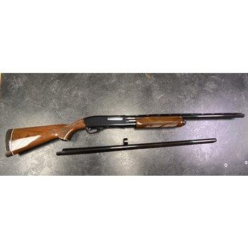 "Remington 870 Wingmaster 12ga Shotgun 2 BBL Combo 30' Full Choke & 26"" IC Choke"