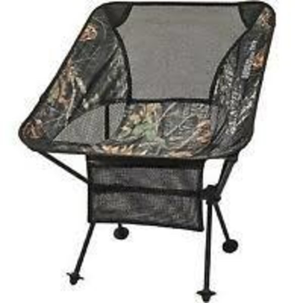 World Famous RWD Nano Featherweight Chair. Camo