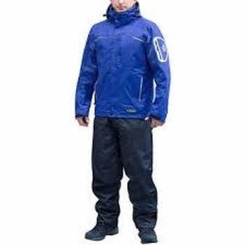 Wetskins Xtreme Series Men's Rainsuit Blue M