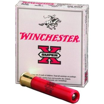 Winchester Winchester XB413 Super-X Shotgun Ammo 410 GA, 3 in, 000B, 5 Pellets