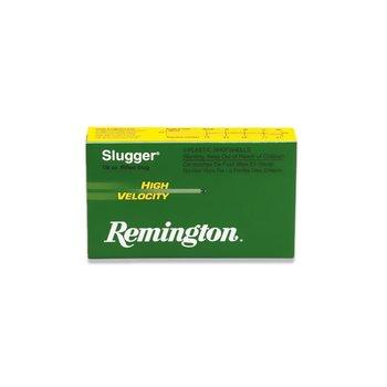 Remington SPHV20RS Slugger High Velocity Rifled Slugs 20 GA, 2-3/4