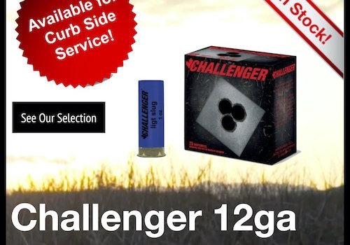 Challenger 12ga 2-3/4in Buckshot 00 Buck