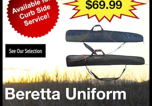 Beretta Uniform Pro Soft Gun Cases