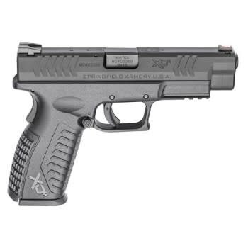 "Springfield XDM Semi-Auto Pistol 9mm, 4.5"" Barrel, Black, 10 Rounds, XDM9201"