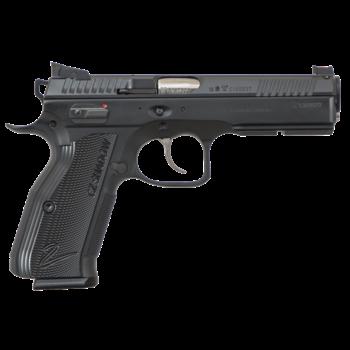 """CZ AccuShadow 2 (By CZ Custom Shop) 9mm 4.9"""" Semi Auto Pistol"""