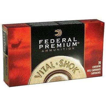 Federal Premium Vital-Shok Ammo 260 Rem 120gr Nosler Ballistic Tip 20 Rounds