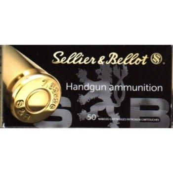 Sellier & Bellot 9mm 124 GR JHP Ammunition
