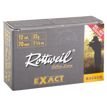 Rottweil Exact 12ga 1 1/8 OZ Slugs 5 Pack