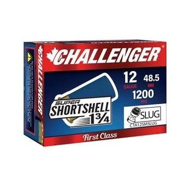 Challenger Super Mini 12ga. 2dr. 3/4oz Slug