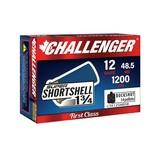 Challenger Super Short Shell 12ga #4 BUCK 1200 FPS 20bx