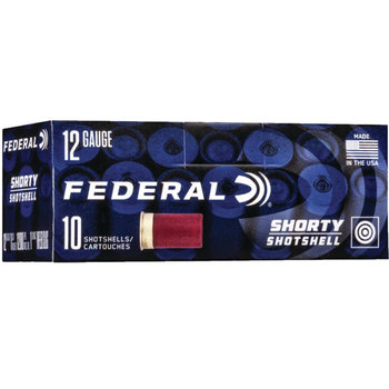 "Federal 12ga Shorty Shotshell 1-3/4"" Rifled Slug"