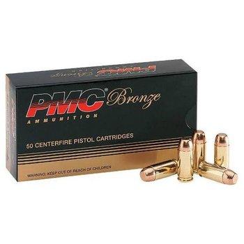 PMC PMC Bronze .357 MAG 158 Grain JSP 50 Round Box 1471 fps