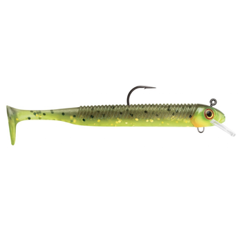 "Storm 360GT Searchbait Swimmer 5-1/2"" Hot Olive 3/8oz"