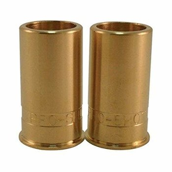 Pro-Shot 12ga Snap Caps Brass Pkg/2