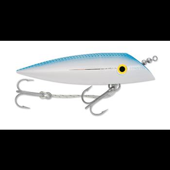 Luhr Jensen J-plug #4 Silver/Brl Blue Scale Top
