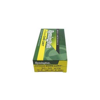 Remington Express Core-Lokt 30-30 Win 150Gr SP