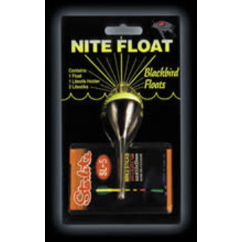 Red Wing Tackle Blackbird Nite Float