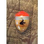Coolwaters Balsa Wood 9g Slip Acorn Float Chartreuse