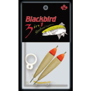 Red Wing Tackle Blackbird Balsa 3 in 1 Float. 8.5g