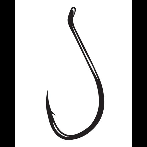 Gamakatsu Octopus Hook Size 2/0 6-pk Black