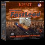 "Kent Ultimate Fast Lead 12Ga 2-3/4"" 1-1/4oz #4 Shot Ammunition"