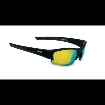 Rapala Razor Half Frame Polarized Fishing Glasses Amber
