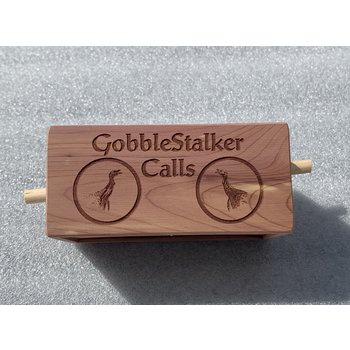 Gobble Stalker Calls Cedar Pushbutton Call