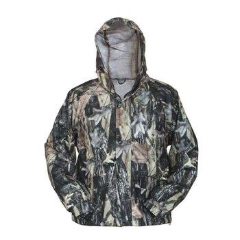 Backwoods Explorer Lightweight Jacket, Pure Camo Vertical HD, M