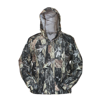 Backwoods Explorer Lightweight Jacket, Pure Camo Vertical HD, L