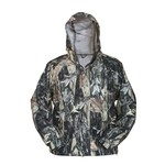 Backwoods Explorer Lightweight Jacket, Pure Camo Vertical HD, XXL