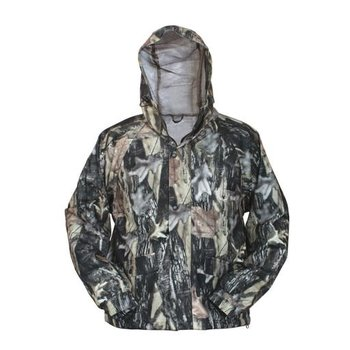 Backwoods Explorer Lightweight Jacket, Pure Camo Vertical HD, XXL