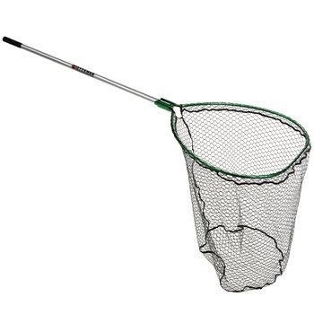 """Beckman Coated Net 31""""x36"""" Hoop 4'-7' Handle"""