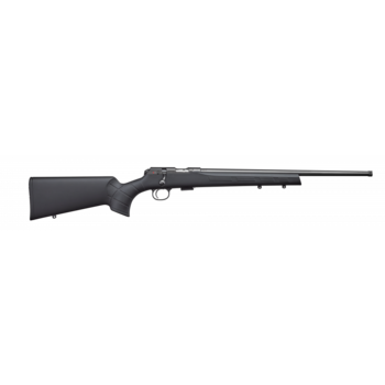 CZ 457 Synthetic 22 LR Bolt Action Rifle Threaded