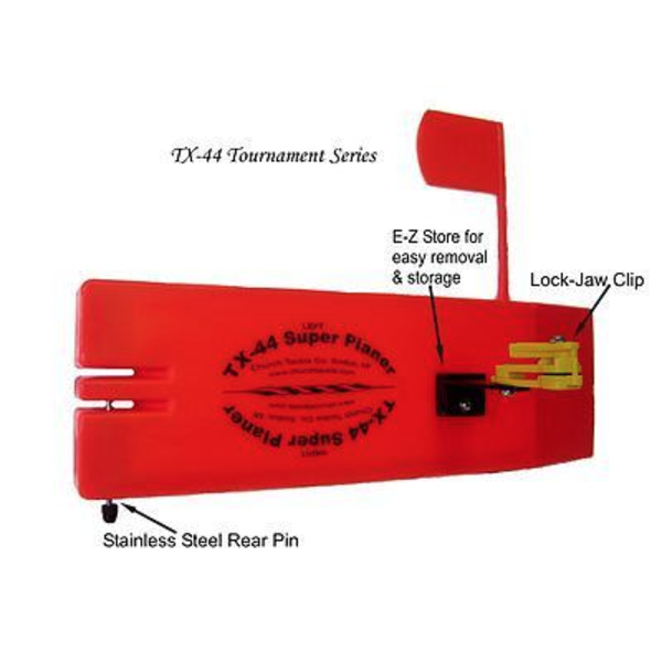 Church Tackle TX-44 Tournament Series Super Planer In-Line Board
