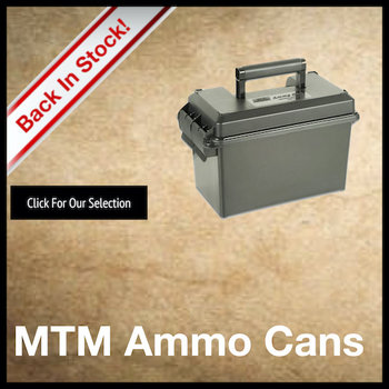 MTM Ammo Cans