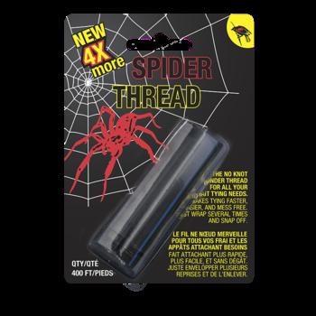 Red Wing Tackle Blackbird Spider Thread 400yd Spool.