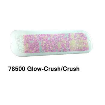 "Dreamweaver Paddle 8"" Glow Trans Crush"