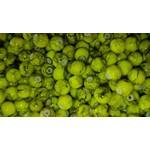 Creek Candy Beads 8mm Toxic Chartreuse #123