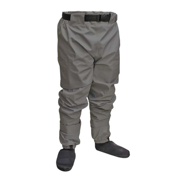 Streamside Guardian Breathable Waist Wader, L
