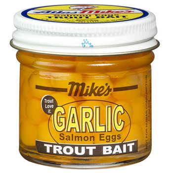 Mike's Mike's Yellow Garlic Eggs. 1.1oz