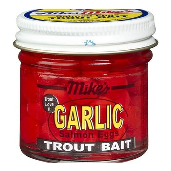 Mike's Red Garlic Eggs. 1.1oz
