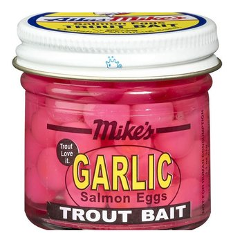Mike's Pink Garlic Eggs. 1.1oz