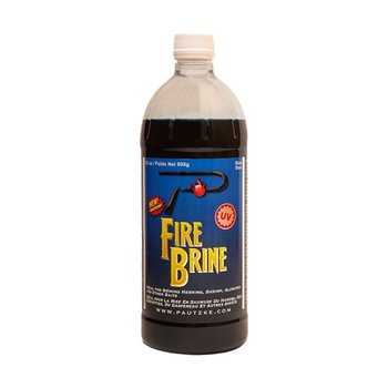 Pautzke Bait Co. Fire Brine 32oz. Blue