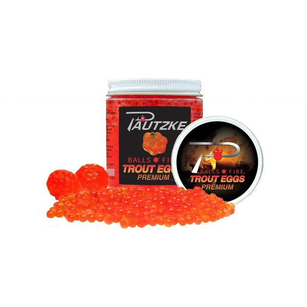 Pautzke Bait Co. Ball of Fire Trout Eggs Premium